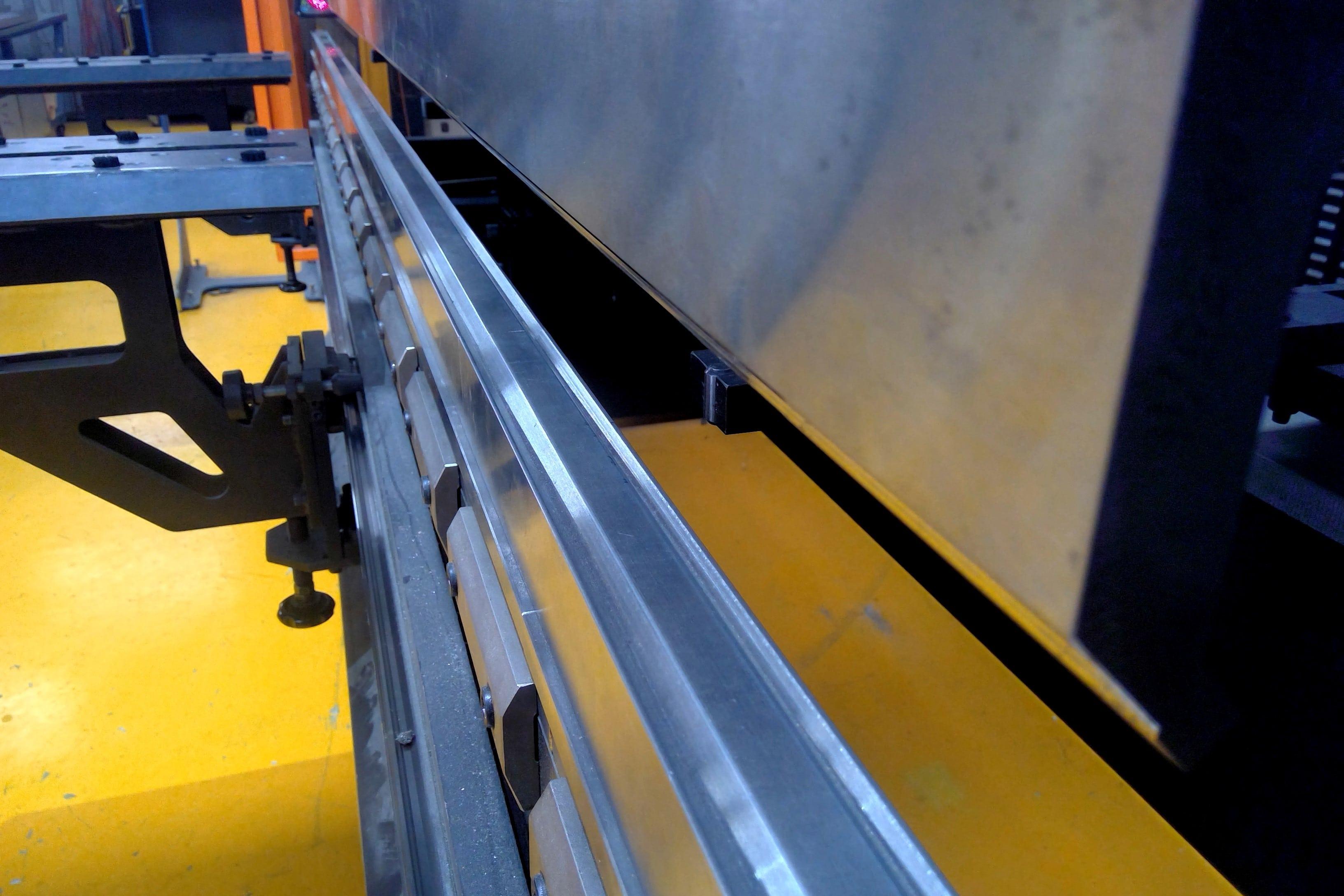 Factory fabrication machinery